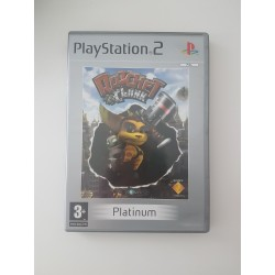 Ratchet & Clank Platinum