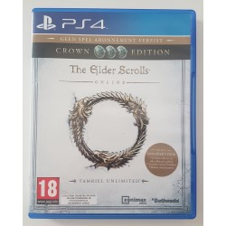The Elder Scrolls Online Tamriel Unlimited Crown Edition