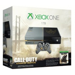 Xbox One 1TB Advanced Warfare Edition