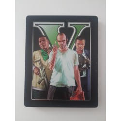 Grand Theft Auto 5 Hardsteel Cover
