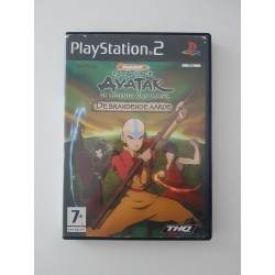 Avatar The Legend of Aang - The Burning Earth