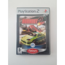 Burnout 2: Point of Impact Platinum