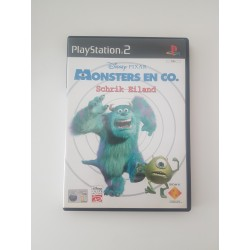 Disney Monsters & Co Schrik Eiland