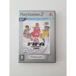 Fifa Football 2004 Platinum